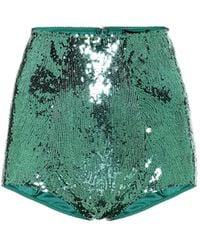 Dolce & Gabbana Sequined Briefs - Green