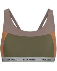 Palm Angels Sport-BH - Mehrfarbig
