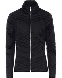 Fusalp Vici Quilted Ski Jacket - Black