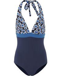 Max Mara - Umanita One-piece Swimsuit - Lyst