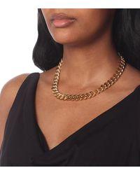 Elhanati Vergoldete Halskette Charley - Mettallic