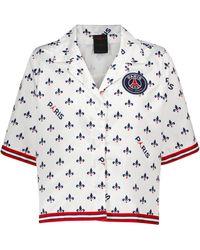 Nike Hemd Jordan Paris Saint-Germain - Weiß