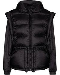 Isabel Marant Darsha Puffer Jacket - Black