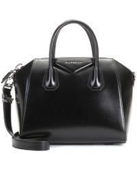 Givenchy Borsa Antigona Small in pelle - Nero