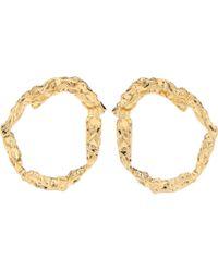 Chloé - Hoop Earrings - Lyst
