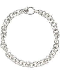 Spinelli Kilcollin Pulsera de cadena Serpens de plata esterlina - Metálico