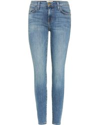 Current/Elliott The Stiletto Jeans - Blue