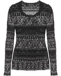 Isabel Marant - Yulia Cotton-blend Sweater - Lyst