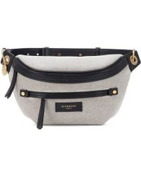 Givenchy Whip Small Belt Bag - Black