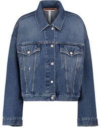 Acne Studios Giacca di jeans - Blu