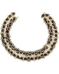 Jil Sander Bell Choker Necklace - Metallic