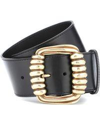 Etro - Leather Belt - Lyst