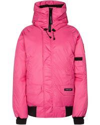 Canada Goose Daunenjacke Chilliwack - Pink