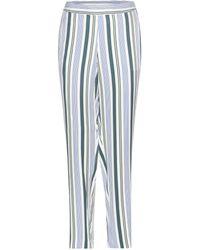 Villa striped trousers Tory Burch 1w4WGK