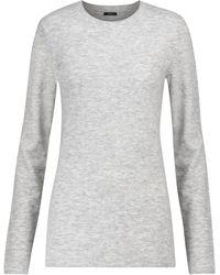 JOSEPH Wool-blend Sweater - Grey