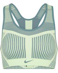 Nike Flyknit Sports Bra - Multicolour