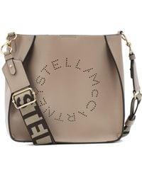 Stella McCartney Stella Logo Shoulder Bag - Multicolour