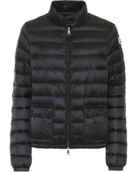Moncler Lans Down Jacket - Black