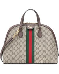 Gucci - Ophidia GG Medium Shoulder Bag - Lyst