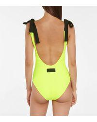 Christopher Kane Swimsuit - Yellow
