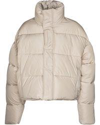 Balenciaga Gesteppte Jacke BB - Mehrfarbig