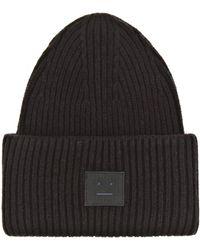 Acne Studios - Pansy Wool Hat - Lyst