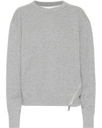 Rag & Bone - Sweatshirt aus Baumwolle - Lyst
