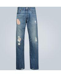 Junya Watanabe Man X Levi's 501 Jeans - Blue