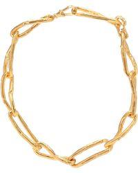 Alighieri Vergoldete Halskette The Wasteland - Mettallic