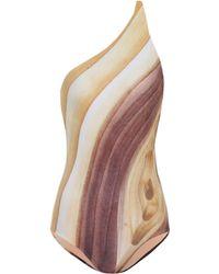 Acne Studios - Karmo One-shoulder Swimsuit - Lyst