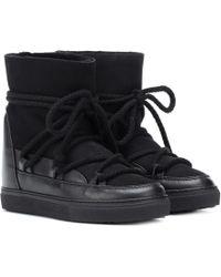 Inuikii Ankle Boots Black Classic