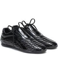 Balenciaga Zapatilla Zen - Negro