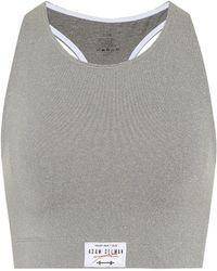 Adam Selman Sport Assential High-rise leggings - Gray