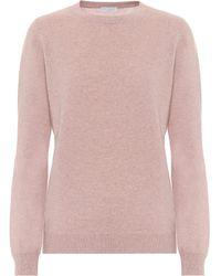 Brunello Cucinelli Cashmere Sweater - Pink