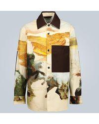 Acne Studios Camicia Osmar in cotone - Multicolore