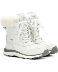 UGG Ankle Boots Adirondack lll - Weiß