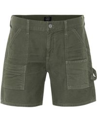 Citizens of Humanity Cotton Shorts - Green