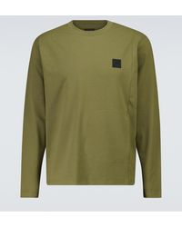 A_COLD_WALL* Utility Long-sleeved T-shirt - Green