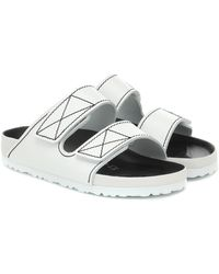 Proenza Schouler X Birkenstock Arizona Leather Sandals - White