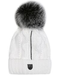 Toni Sailer Limmi Wool-blend Beanie - White