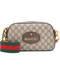 Gucci Bolso cruzado GG Supreme - Multicolor