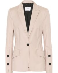 Dorothee Schumacher - Bold Silhouette Cotton Jacket - Lyst