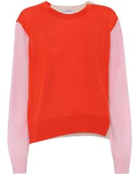 Dorothee Schumacher Colorful Essential Merino Wool Jumper - Red