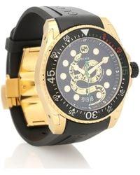 Gucci - Dive Watch - Lyst