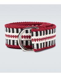 Isabel Marant Nyessh Fabric Belt - Multicolor