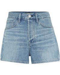 3x1 - Shorts Carter de jeans tiro alto - Lyst