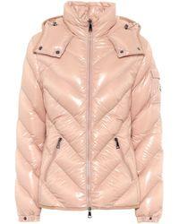 Moncler 'Brouel' Jacke - Pink