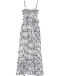 Lisa Marie Fernandez - Liz Cotton Dress - Lyst