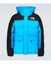 The North Face M Himalayan Down Parka - Blue