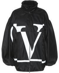 Valentino - Vlogo Technical Jacket - Lyst